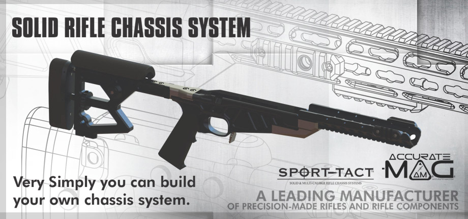 Solid Rifle Chasis System