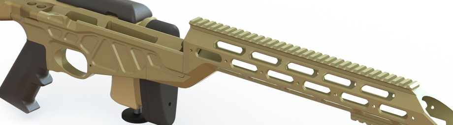 Accurate Mag 308 Accurate-mag's Chassis Systems
