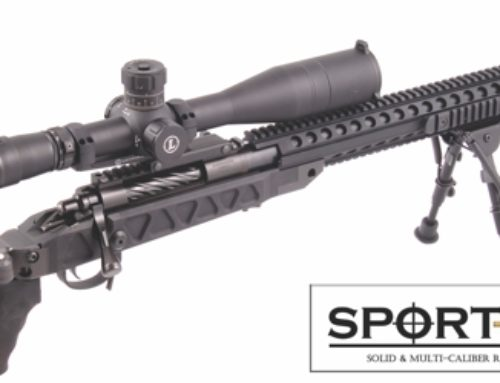 MULTI-CALIBER RIFLE CHASSIS SYSTEM