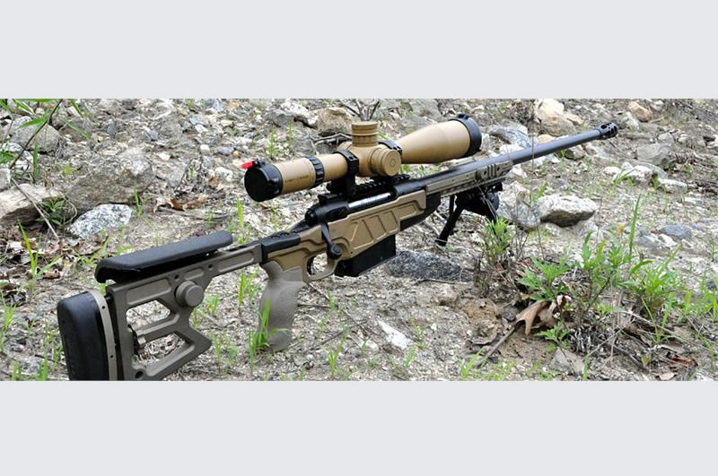 Special Service Rifle Accurate-Mag