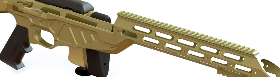 Chassis Accu-Mag