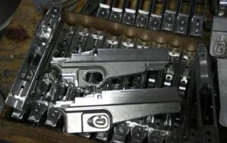 multi-caliber rifle chassis