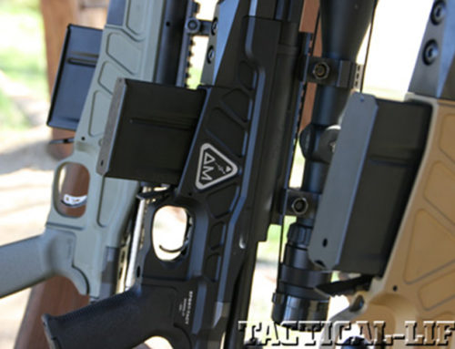 Special Service Rifle In SPECIAL WEAPONS Magazine
