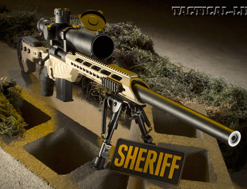 AM40-A6 in GUNS AND WEAPONS FOR LAW ENFORCEMENT Magazine