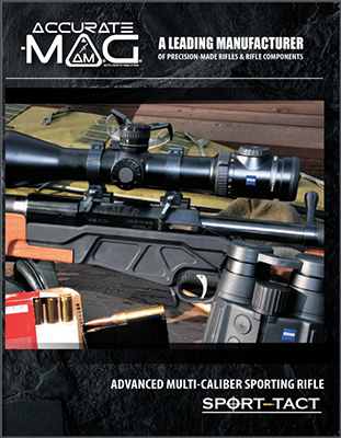 Sport-Tact Advanced Multi-caliber Sporting Rifle