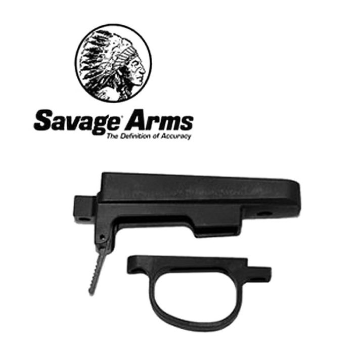 SAVAGE SHORT ACTION BOTTOM METAL KIT